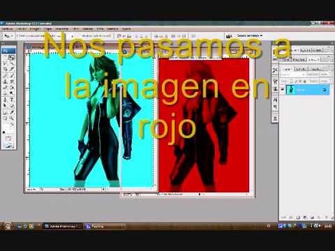 Crear texto 3d con Photoshop CS6 Extended