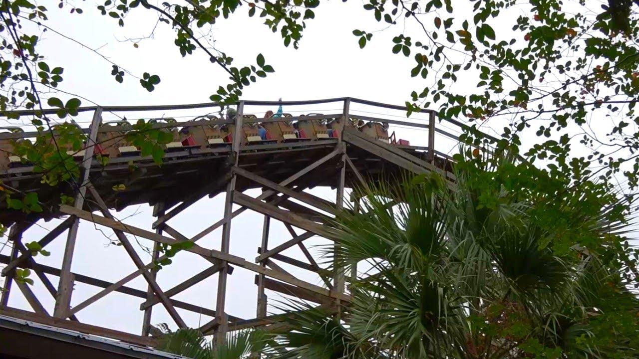 Coastersaurus - LEGOLAND Florida