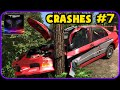 BeamNG drive - Car Crash Compilation #7  [2016 January]