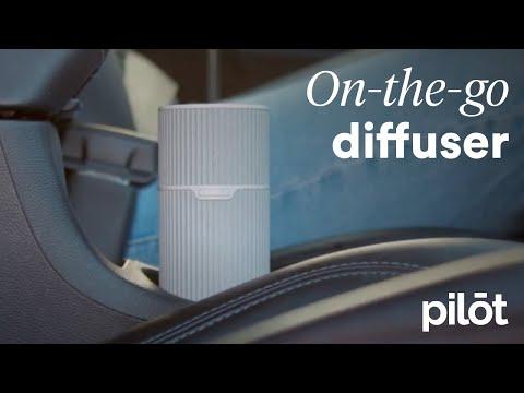 Pilot Diffuser