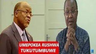 Taarifa iliyotufikia, Waziri lukuvi Alinikaba, Anatumiwa na watu Mimi sikumpa Rushwa...