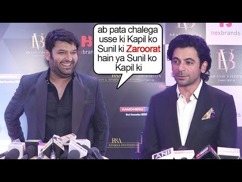Kapil Sharma Makes FUN of Sunil Grover's Show Becoming FLOP After Return Of The Kapil Sharma Show