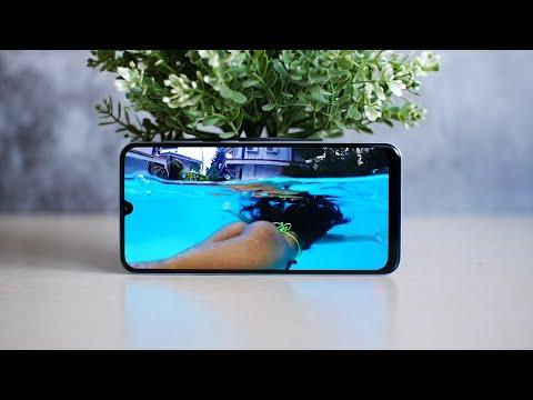 Полный обзор Samsung Galaxy A50 после месяца использования.