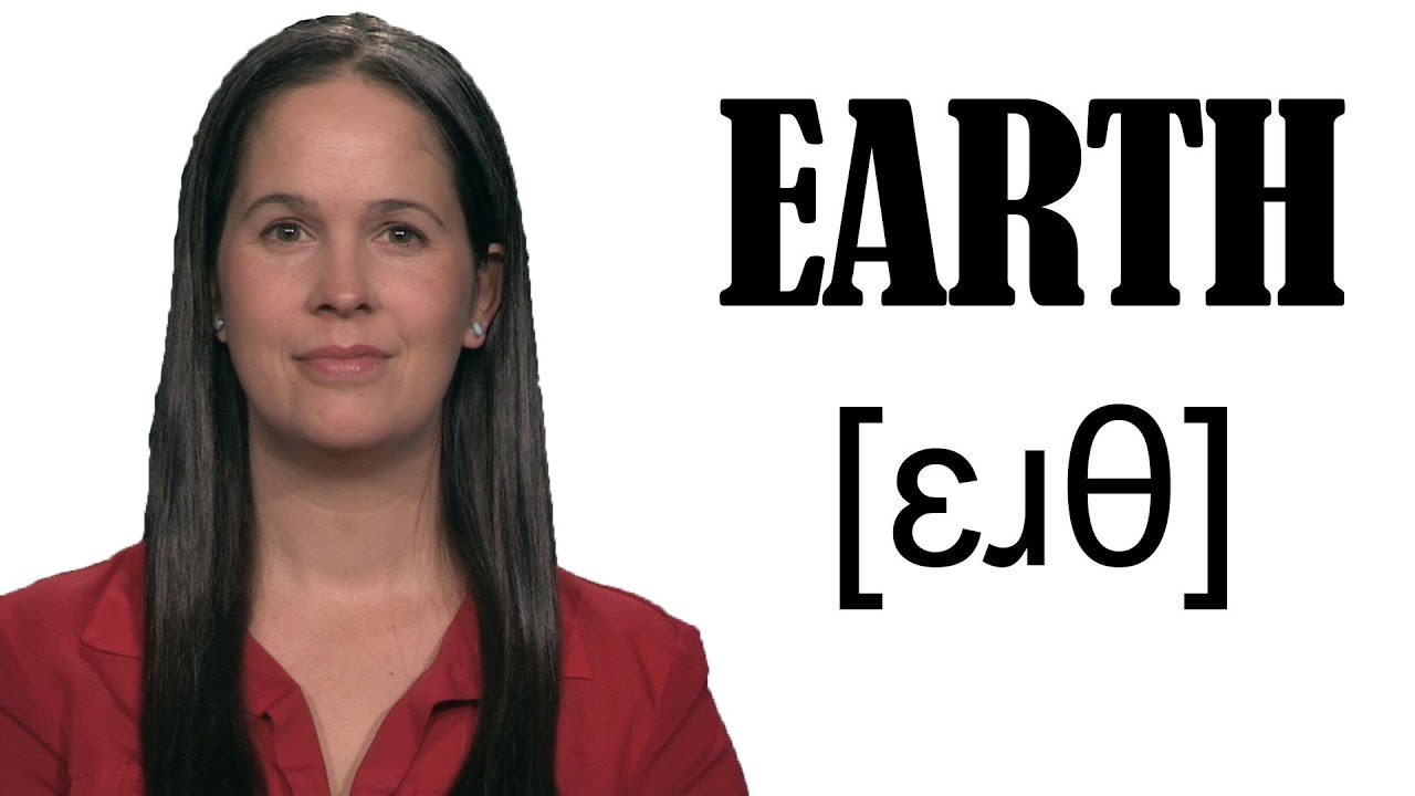 How to Pronounce EARTH - American English Pronunciation