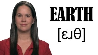 How to Pronounce EARTH American English Pronunciation