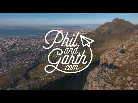 Experience Cape Town, South Africa in 60 Seconds