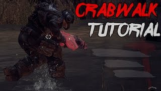 Gears of War: Ultimate Edition | Crabwalk Tutorial [Visual/Voice TuT]