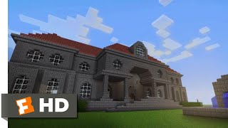 Minecraft: Into the Nether (2015) - Why is Minecraft Popular? Scene (7/8) | Movieclips