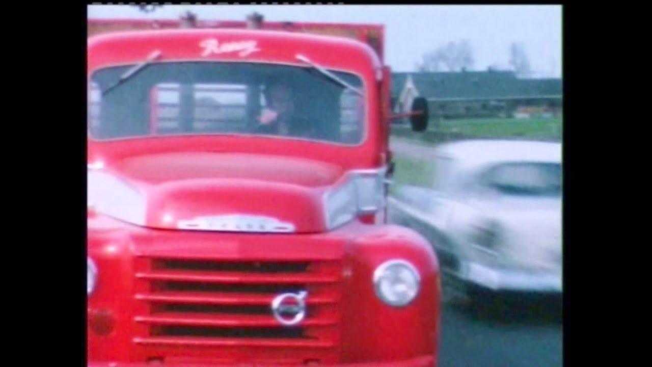 oude Volvo torpedo trucks - YouTube