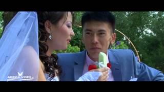 Свадьба Тараза Adema video Wedding day Жандос & Айя  8 (7262) 34 61 95