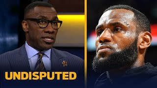 Shannon Sharpe thinks LeBron's facing the most important offseason of his career | NBA | UNDISPUTED