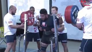 Men, 120-120+ kg - World Sub-Junior & Junior Powerlifting Championships 2018
