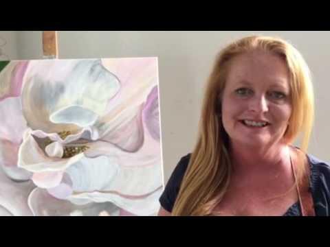Make Money From Art student shares about Barossa Art