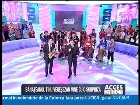 Doina Oltului Slatina la Acces Direct cu Tinu Veresezan
