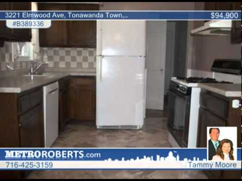 Home For Sale In Tonawanda Town, NY | $94,900