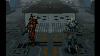 Neo Contra: Mission 4 (PlayStation 2)