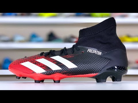 ARE THESE WEIRD LOOKING BOOTS WORTH $80? - Adidas Predator 20.3 - Review + On Feet