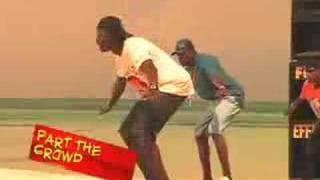 Jay Will Reggae Dance DVD