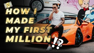 💰How I Made My First Million 🤷♂💵