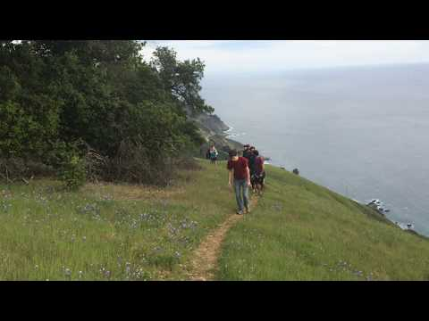 Hiking the Cliffs of Big Sur, California! West Coast is the Best Coast