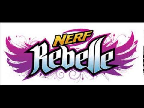 NERF REBELLE (εκφώνηση Χρύσα)