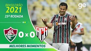 Флуминенсе  0-0  Атлетико Гояниенсе видео
