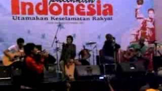 Slank - Alami @ WALHI (Pulihkan Indonesia) 15 Oct 2010