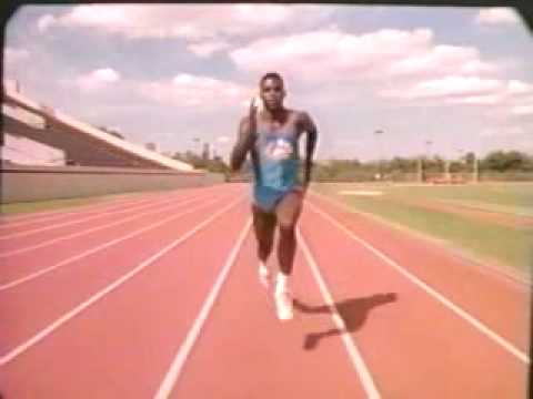 Carl Lewis & Pose Method Analysis