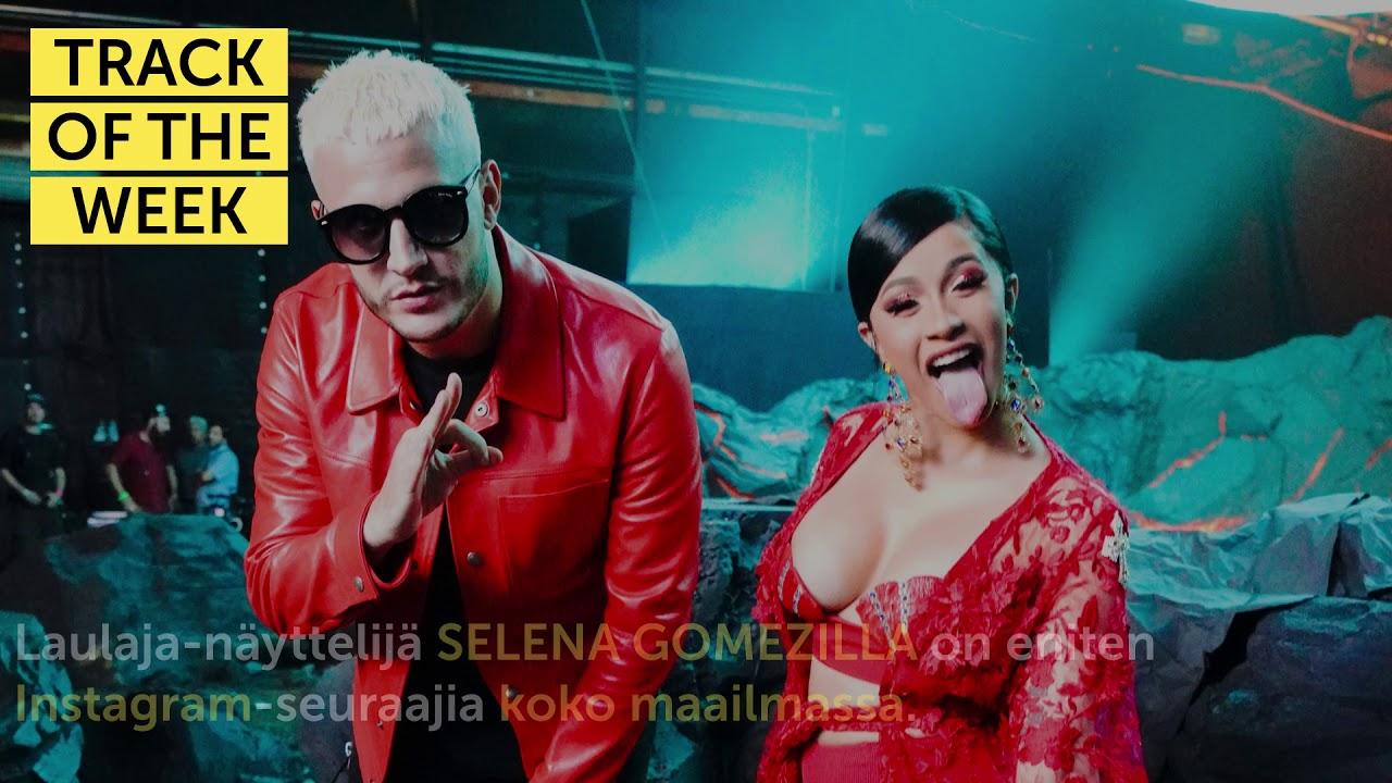 Track Of The Week: Dj Snake - Taki Taki feat. Ozuna, Cardi B & Selena Gomez - YouTube