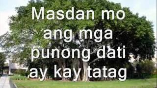 Project in Filipino Masdan mo ang Kapaligiran 0001