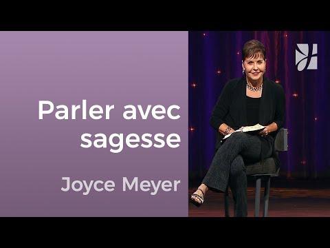 Savez-vous que vos paroles impactent votre futur ? (2/2) - Joyce Meyer - Avoir des relations saines