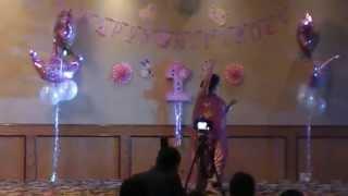 Dance performance by Satarupa on Pal Pal Hai Bhaari (Flute) Swades