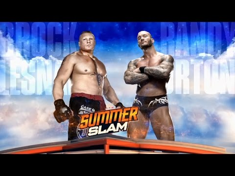 Randy Orton and Brock Lesnar sound off before their SummerSlam collision thumbnail