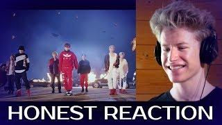 HONEST REACTION to BTS MIC Drop MV