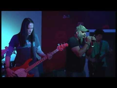the recycled band - sala underground