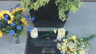 Nicky Hayden's Owensboro Walk Of Fame Memorial Grows