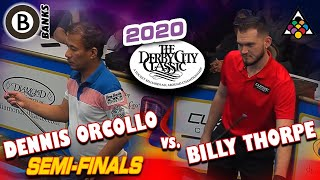 BANKS: Dennis ORCOLLO vs Billy THORPE - 2020 DERBY CITY CLASSIC BANKS DIVISION