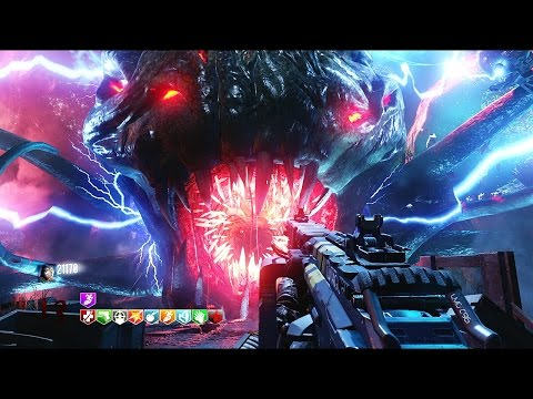 Black Ops 3: Zombies: 'REVELATIONS' Live w/Syndicate!