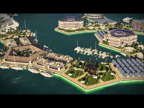 The Floating City Project Plan, The Seasteading Institute