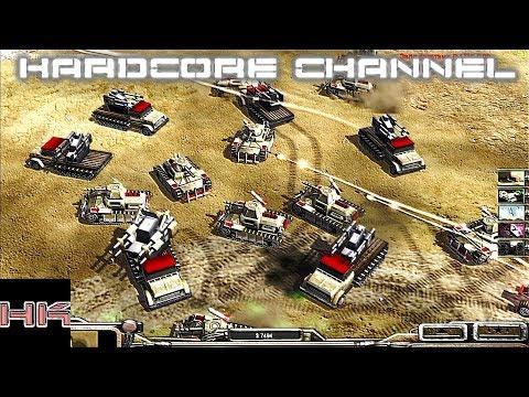 Command & Conquer Generals: Zero Hour - FFA - Разрушитель