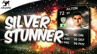 Best Silvers in FUT 15 - Silver Stunner IF Ailton
