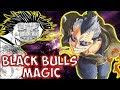 Black Clover ALL BLACK BULL MAGIC EXPLAINED
