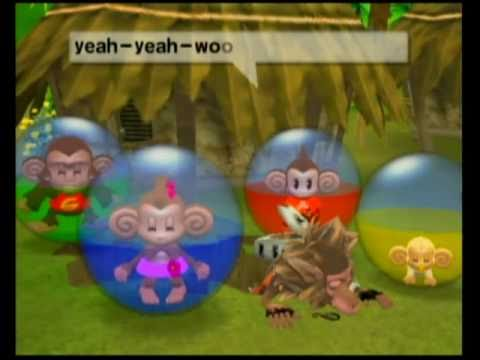Super Monkey Ball 2 - Ending and Credits