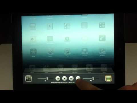 Como ativar e usar o AirPlay