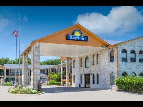 Days Inn San Antonio Interstate 35 North - San Antonio Hotels, Texas