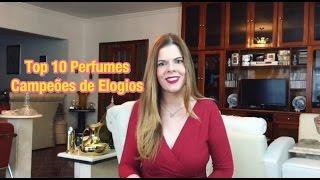Top 10 Perfumes Campeões de Elogios