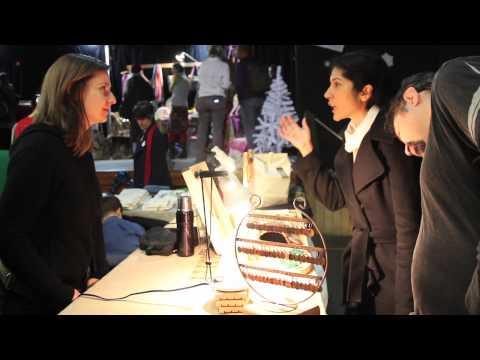 Krrb Presents Brooklyn Craft Central Holiday Market in Brooklyn, New York