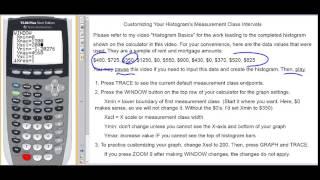 Gambar cover Histogram Customization of Measurement Classes