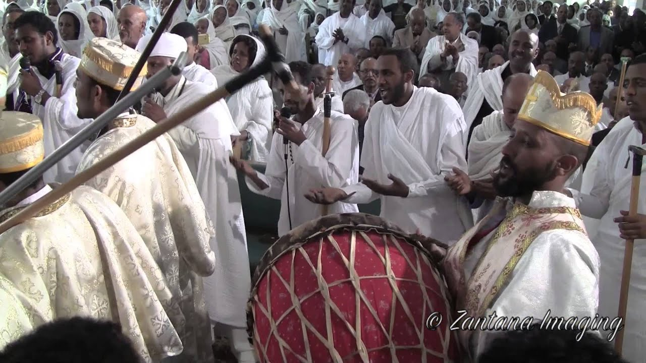 2013 Medhanie Alem Day - Eritrean Orthodox Church in Toronto - YouTube