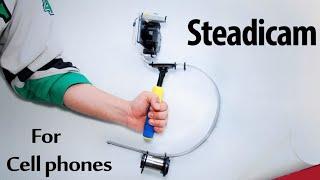 Video $5 DIY  Mobile Steadicam™  in 5 minutes! download MP3, 3GP, MP4, WEBM, AVI, FLV Oktober 2018